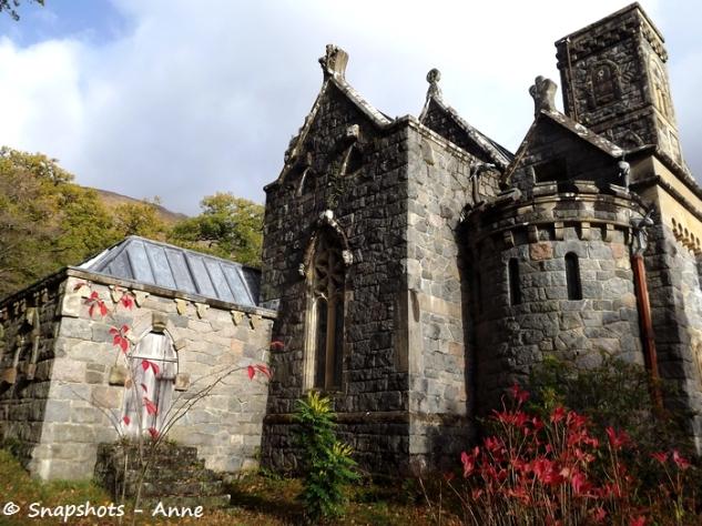 St Conan Kirk Loch Awe